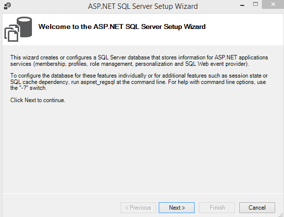 how to create application server